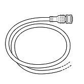 Удлинитель М12 с кабелем 3 м