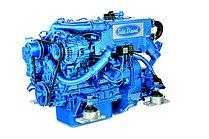 Дизельный двигатель Sole Mini 29 с редуктором Technodrive TMC40, R = 2,00:1