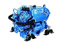 Дизельный двигатель Sole Mini 33 с редуктором Technodrive TMC40P, R=2,00:1