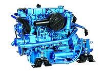 Дизельный двигатель Sole Mini 62 с гидравлическим редуктором Technodrive TM345, R=2,47:1