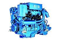 Двигатель Sole Diesel SDZ 165, 4 цидиндра, 160 л.с., с редуктором Technodrive TM170, R=2,08 :1
