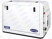 Дизельный генератор Sole Diesel с кожухом, 6 кВт, 3 фазы