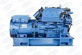 Дизель-генератор Sole Diesel 35 GT, 25,5 кВт, 3ф