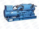 Дизель-генератор Sole Diesel 68 GTC в капоте, 49,72 кВт, 3ф