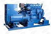Дизельный генератор Sole Diesel с кожухом, 68 кВт, 3 фазы