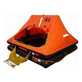 Спасательный плот Coastal ISO 9650-2 на 4 человека (контейнер)