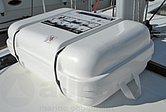 Пластиковый кронштейн телескопический