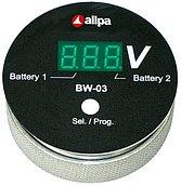 Контроллер заряда аккумулятора BW-03, зеленый