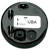 Универсальная сигнализация разряда аккумулятора с зуммером, Ø45 мм