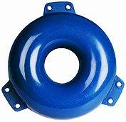 Кранец кольцо синий, 330 х 90 мм