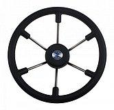 Рулевое колесо Leader Tanegum black, Ø 370 мм