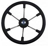 Рулевое колесо Leader Tanegum black, Ø 410 мм