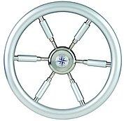 Рулевое колесо Leader Silver, Ø 370 мм