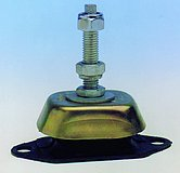 Анти-вибрационные крепления allpa®,макс.нагрузка 95 кг, штифт М16