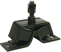Анти-вибрационная опора allpa® V-образная, 50° по Шору, макс. 50 кг на опору