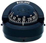 Компас Ritchie Angler S-53, черный