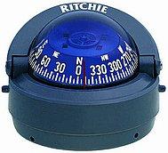 Компас Ritchie Angler S-53G, серый