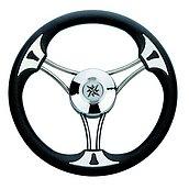 Рулевое колесо MODEL 23, черный, Ø 350 мм