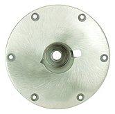 Основание для постамента Taper-Lock для скрытого монтажа алюминиевое, Ø 230 мм