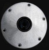 Алюминиевое основание для утопленного монтажа