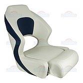 Судовое кресло с откидным подколенным валиком Sport Pro