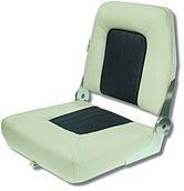 Складное судовое кресло Coach белое