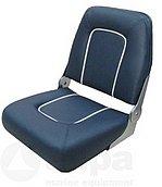 Складное судовое кресло Coach синее