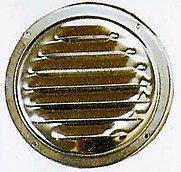 Вентиляционная решетка круглая, Ø 102 мм