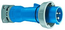 Корпус заглушки с кабельным вводом, 16 A/230 В CE - IP67
