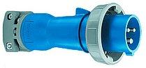 Корпус заглушки с кабельным вводом, 32 A/230 В CE - IP67
