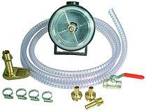 Комплект водяного фильтра для генераторных установок: allpa Gamba 2000, Paguro 3000, Paguro 4000