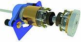 Валовая система ШРУС HD-115L, для двигателей мощностью до ± 90 л.с