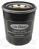 Масляный фильтр Sole Mini 74/SM 82/94