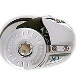 Лебедка X1, 12 В / 500 Вт, без барабана, цепь 6мм (алюминий)