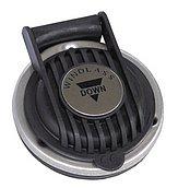 Набор из двух ножных выключателей черного цвета. «Вверх» + «Вниз»