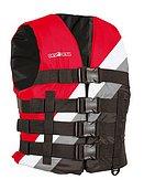 Жилет Devocean Best Vest, красный, 4XL