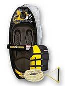 Комплект: ниборд Triumph+жилет promo+фал+сумка для переноски