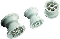 Запасные ролики для якорных роульсов, 70 х 62 мм