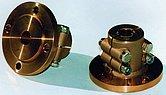 Бронзовая полумуфта с центрирующим кольцом, Ø вала 40 мм