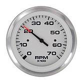 """Тахометр Lido-Pro 0-7000 об/мин., Ø 3"""" (76 мм), белый"""