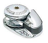 Лебедка Project 1500, 12 В / 1500 Вт, без барабана, цепь 10мм, DIN 766 (бронза)