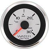"""Указатель давления воды Argent-Pro подвесной, 0-40 PSI, Ø 2"""" (51 мм), белый"""
