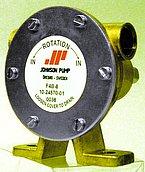 Универсальный насос с гибкой крыльчаткой на бронзовом основании, 34,5 л/мин