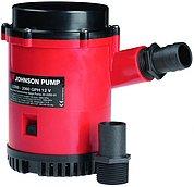 Трюмная помпа Johnson pump L2200 со съемным обратным клапаном, 24В, 130 л/мин