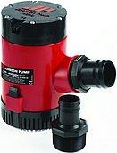 Трюмная помпа Johnson pump L4000 со съемным обратным клапаном, 12В, 252 л/мин