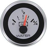 """Указатель цистерны с водой Argent-Pro 10-180 Ом, Ø 2"""" (51 мм), белый"""