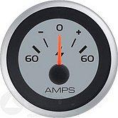 "Амперметр Argent-Pro 0-60 А, Ø 2"" (51 мм), белый"