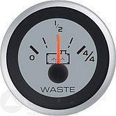 """Указатель цистерны с отходами Argent-Pro 240-33 Ом, Ø 2"""" (51 мм), белый"""