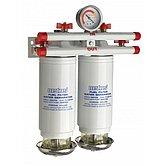 Сепаратор/фильтр топливный CE/ABYC, двойной, 10 микрон, макс. 460 л/час