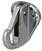 Крюк для крепления кранца нержавеющая сталь